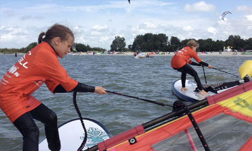 1. windsurfen 2 dames