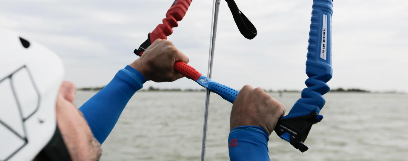 Kitesurf introductie les workum cursus kitesurfen