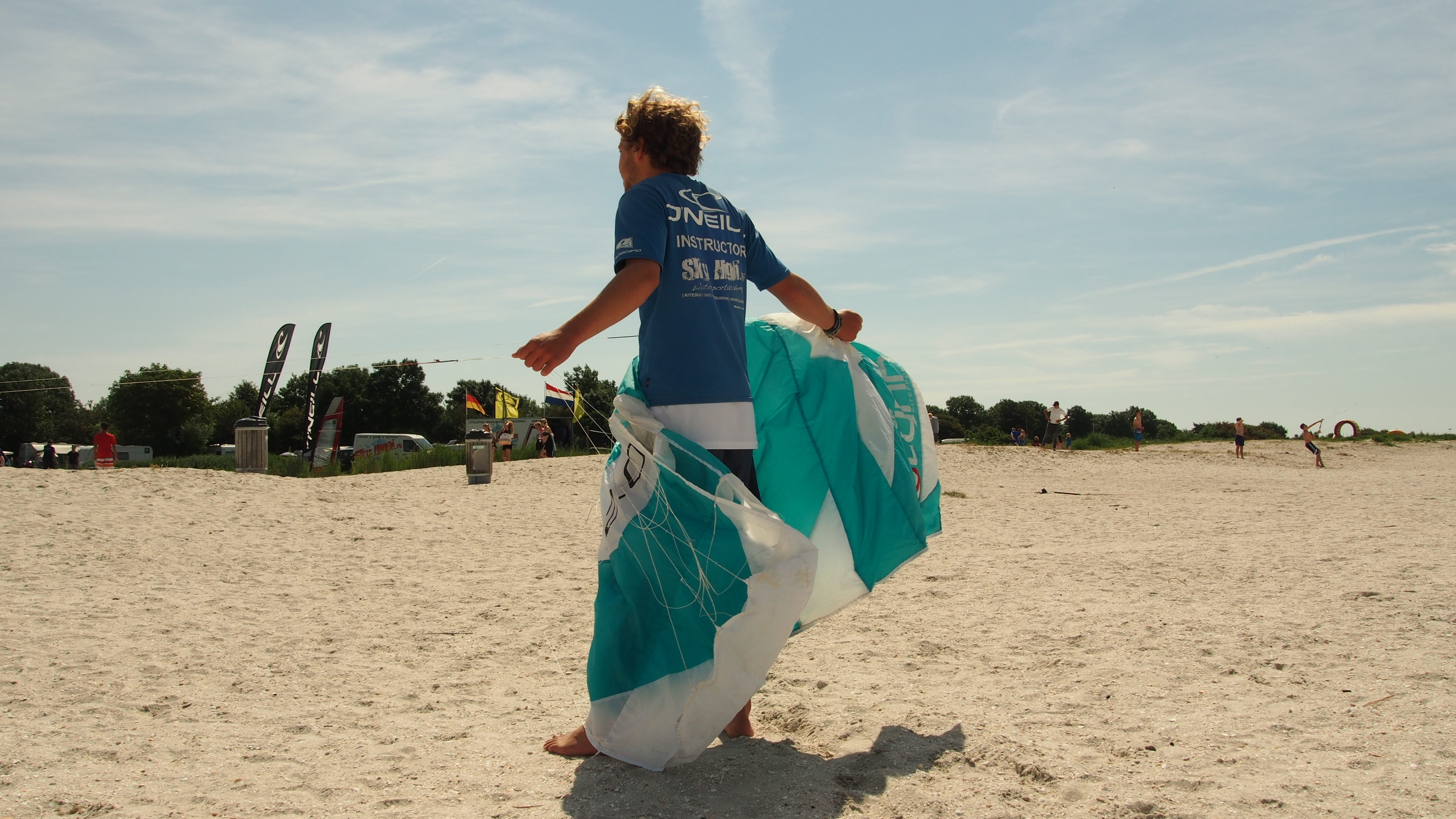 kitesurfen workum skyhigh