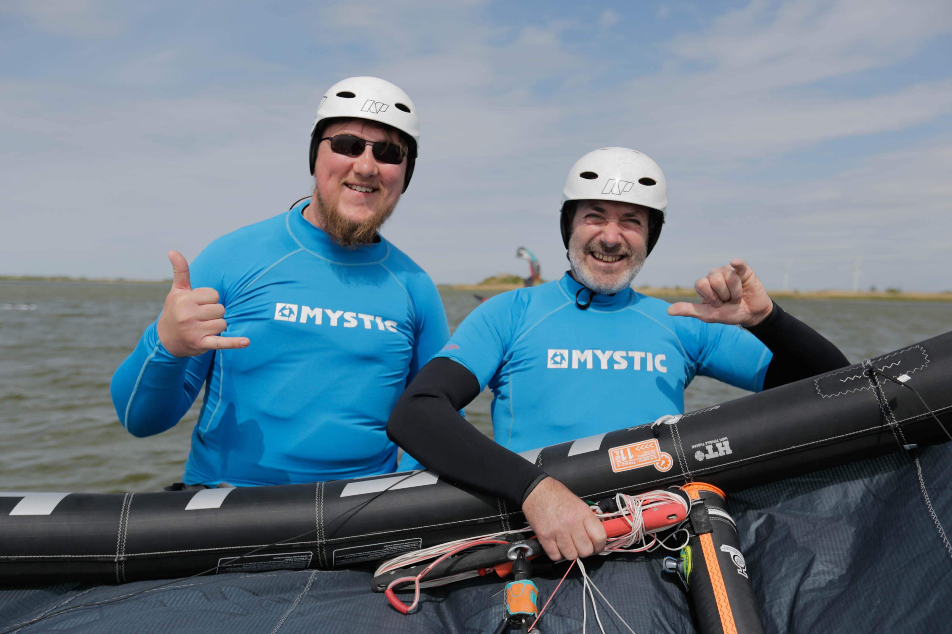 kitesurfles kitesurflessen workum friesland nederland cursus kitesurfen aanbieding kortin