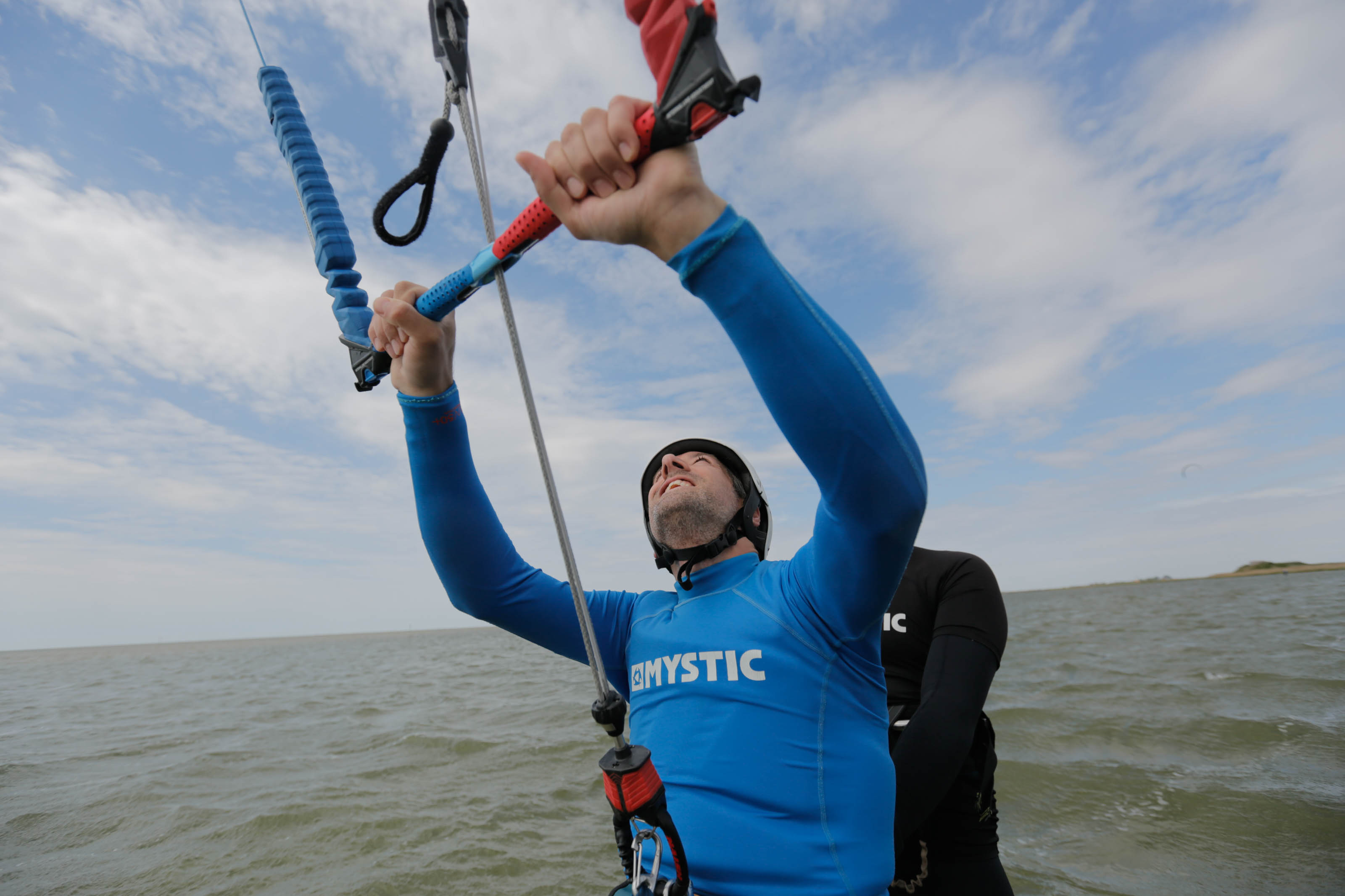 kitesurfen strand workum lessen kiteles cursus