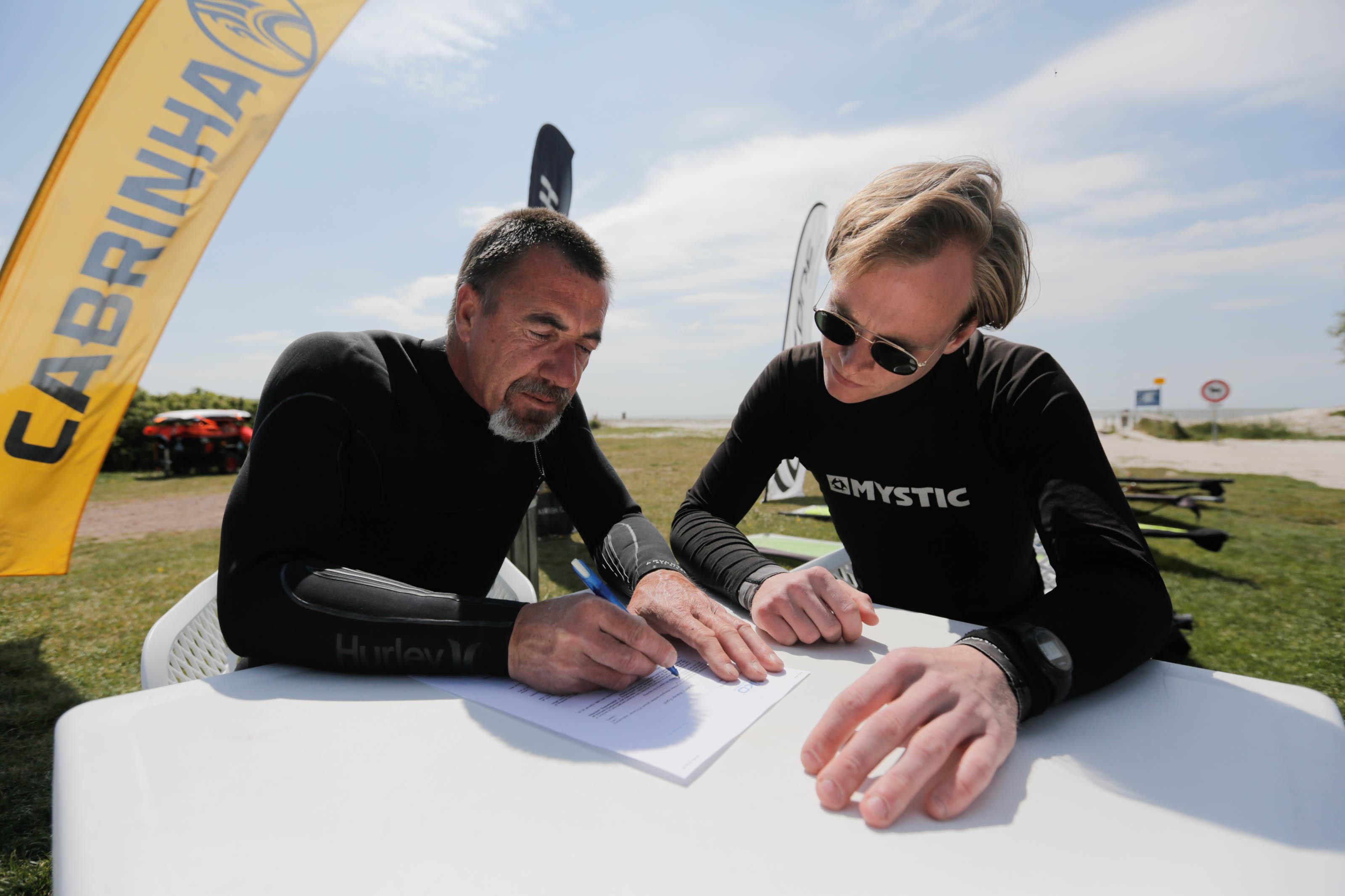 kitesurfles kitesurflessen kitesurf cursus