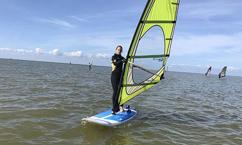 Windsurfen pagina